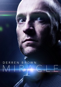 Derren Brown Miracle Tour